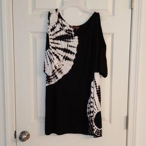 Belldini black & white 2x top